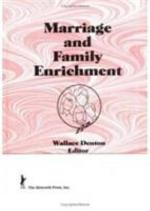 Marriage and Family Enrichment