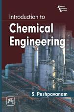 Introduction to Chemical Engineering PDF