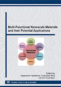 Multi Functional Nanoscale Materials and their Potential Applications