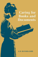 Caring for Books and Documents