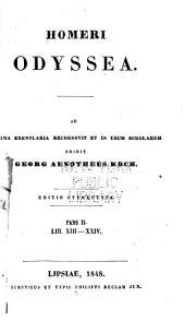 Homeri Odyssea ...
