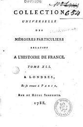 Mémoires du sieur Jean de Mergey, gentilhomme champenois (éd. par N. Camusat)