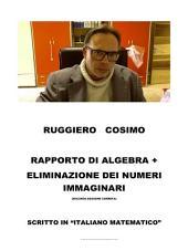 Rapporto di Algebra (Seconda Edizione)