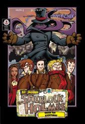 El joven Sherlock Holmes: Novela grafica