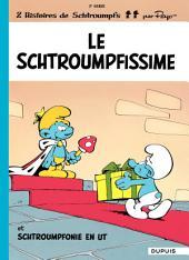 Les Schtroumpfs - tome 02 - Le Schtroumpfissime
