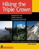 Hiking the Triple Crown