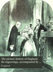 The picture history of England, 80 engravings, accompanied by an historical summary