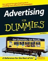Advertising For Dummies PDF