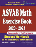 ASVAB Math Exercise Book 2020-2021
