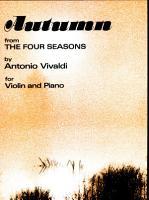 The Four Seasons  Autumn PDF
