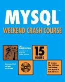 MySQL Weekend Crash Course PDF