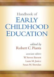 Handbook Of Early Childhood Education Book PDF