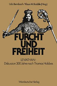 Furcht und Freiheit PDF