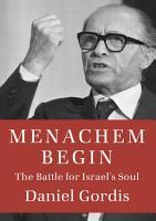 Menachem Begin PDF