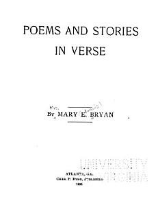 Poems and Stories in Verse PDF