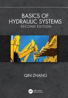 Basics of Hydraulic Systems  Second Edition PDF
