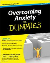Overcoming Anxiety For Dummies: Edition 2