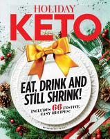 Holiday Keto PDF