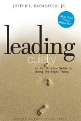 Leading Quietly Book PDF