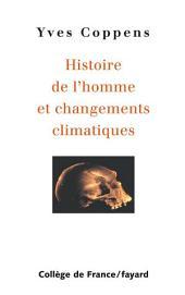 Histoire de l'homme et changements climatiques