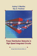 Power Distribution Networks in High Speed Integrated Circuits PDF