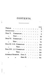 Euclid's Elements of geometry, books i. to iv. (books v. and vi., with parts of xi. and xii.) with an intr. and comm. by W. Rossiter