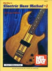 Electric Bass Method Volume 1