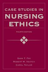 Case Studies in Nursing Ethics PDF