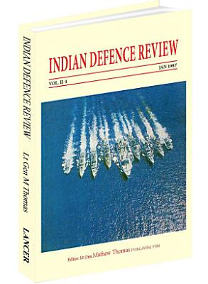 Indian Defence Review Jan June 1987  Vol 2 1  PDF