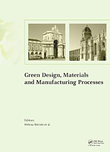 Green Design  Materials and Manufacturing Processes