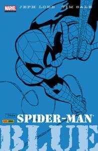 Spider Man  Blue PDF