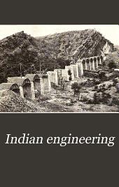 Indian Engineering: Volume 41