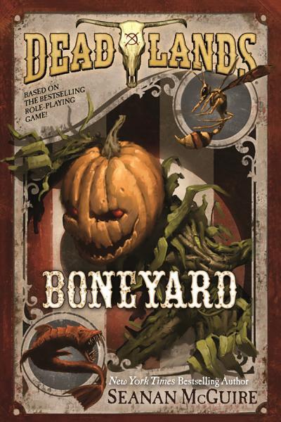 Download Deadlands  Boneyard Book