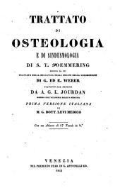 Trattato di osteologia e di sindesmologia. Trad. di M. G. Levi: Volume 4