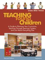 Teaching Young Children  Preschool K PDF