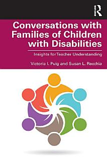 Conversations with Families of Children with Disabilities Book
