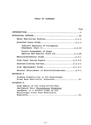 Environmental Monitoring and Ecological Studies Program Annual Report for the Monticello Nuclear Generating Plant, Monticello, Minnesota