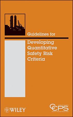 Guidelines for Developing Quantitative Safety Risk Criteria PDF