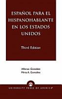 Espa  ol para el hispanohablante en los Estados Unidos PDF