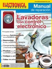 Electrónica y Servicio Edición Especial: Lavadoras con control electrónico