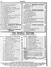 Bradshaw's continental [afterw.] monthly continental railway, steam navigation & conveyance guide. June 1847 - July/Oct. 1939: Volume 1