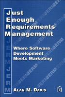 Just Enough Requirements Management PDF
