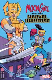 Moon Girl And The Marvel Universe: Volume 1
