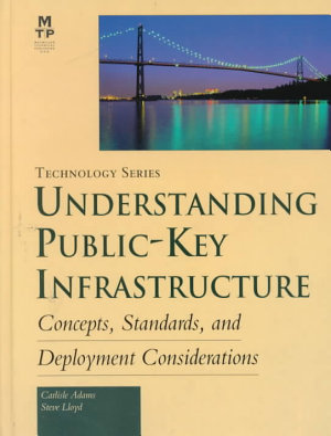 Understanding Public key Infrastructure PDF