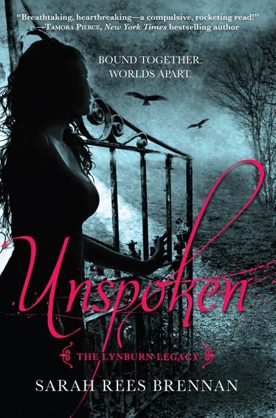 Download Unspoken Book