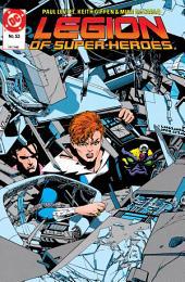Legion of Super-Heroes (1984-) #53