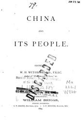 China and Its People