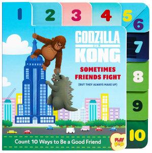 Godzilla Vs  Kong  Sometimes Friends Fight