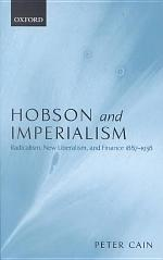 Hobson and Imperialism