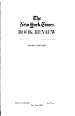 New York Times Saturday Review of Books and Art